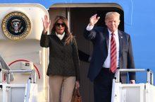 D. Trumpas ketina ir vėl kandidatuoti į JAV prezidentus: panašu, kad to nori visi