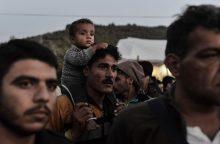 Ispanai išgelbėjo 500 migrantų