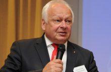 V. Pranckietis su B. Žemaičiu aptars, kaip lengvinti dialogą tarp verslo ir valdžios