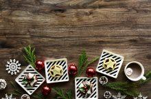 B. Nicholson pataria, kaip pagaminti nebrangių, bet išskirtinių valgomų dovanų