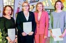 Įteiktos premijos geriausiems šalies bibliotekininkams