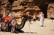 Už kabinėjimąsi prie turistų Egipto prekeiviams skirs baudas
