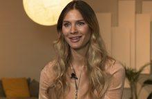 S. Starkutė: šeimos tragedijos mane pastūmėjo pradėti modelio karjerą