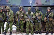 Greitojo reagavimo pajėgos treniruosis reaguoti į hibridinius išpuolius