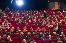 Statistika: pernai muziejuose ir kino teatruose – daugiau lankytojų