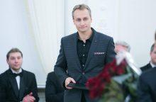 Prezidentė išsaugojo Lietuvos pilietybę menininkui Ž. Kempinui