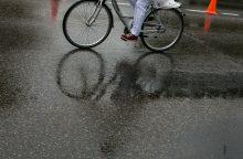 Utenos rajone žuvo su pėsčiąja susidūręs dviratininkas