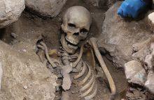 Gedimino kalno archeologinių tyrimų radiniai – stulbinami