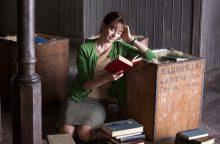 """Stebuklinga knygų krautuvėlė <span style=color:red;>(filmo """"Knygynas"""" apžvalga)</span>"""