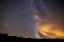 Dangaus spektaklis pagal užsakymą: palydovas galės sukelti dirbtinį meteorų lietų