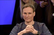 R. Gataveckas rėžė, kiek uždirba būdamas dėstytoju: atlyginimas kaip šiukšliavežio