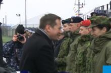 """ES medaliai – misijos """"Sophia"""" kariams"""