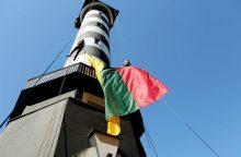 Kviečia aplankyti Klaipėdos švyturį