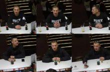 Klaipėdos pareigūnai prašo pagalbos: gal atpažįstate šį vyrą?