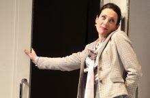 Tris vaikus auginanti žinoma aktorė N. Varnelytė: nesu tobula mama