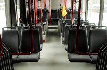 Atsinaujina viešasis transportas: asmeninio automobilio reikės rečiau