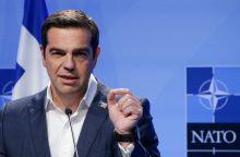 A. Cipras: pasibaigus pagalbos programoms, Graikija perima likimą į savo rankas