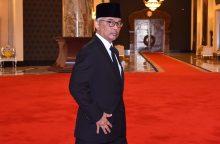 Malaizijos karališkosios šeimos išrinko Pahango sultoną naujuoju monarchu