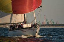 """Jachta """"Lietuva"""" išplaukė į priešpaskutinį odisėjos etapą"""