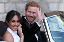 Karališkųjų vestuvių atgarsiai: prasidėjo nauja britų monarchijos era