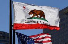 Milijardierius siūlo padalyti Kaliforniją – sukūrus tris valstijas padėtis pagerėtų