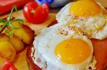 Tyrimas: kiaušiniai yra daug sveikesni nei iki šiol manyta