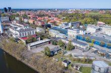 """Spręs dėl """"Klaipėdos energijos"""" investicijų"""