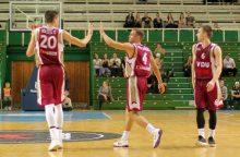 VDU krepšininkai – Europos universitetų žaidynių čempionai