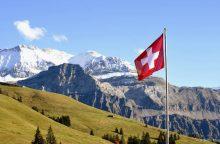 Pirk prekę šveicarišką