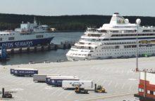 Jūros kelią renkasi vis daugiau vežėjų