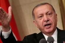 Turkija rengia keturšalį viršūnių susitikimą dėl Sirijos