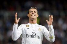 Paskelbti 24 kandidatai tapti geriausiu metų pasaulio futbolininku