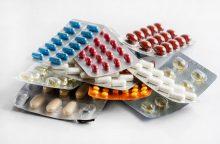 Kas lemia, kurie vaistai receptiniai, o kurie – ne?