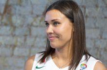 Krepšininkė K. Nacickaitė Turkijoje pelnė 6 taškus