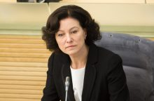 Buvusi Kaišiadorių teismo pirmininkė pradėjo dirbti Kaune