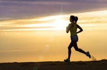 Prastas maistas sportuojantiesiems atima jėgas
