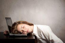 Gydytojas A. Unikauskas atskleidė, kas gali sukelti lėtinį nuovargį