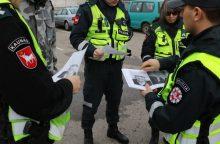 Bergždžios paieškos: Kauno gyventoja dingo kaip į vandenį