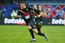 Lietuvos futbolininkų klubams – nesėkmių lavina