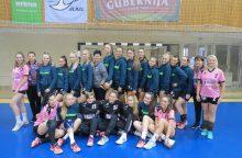 Lietuvos moterų rankinio lygoje pergales iškovojo favoritės