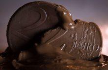 Estai svarsto atsisakyti 1 ir 2 centų monetų, Lietuvos bankas to neplanuoja