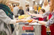 "Šiemet ""Maisto banko"" akcija pavirto rekordine"