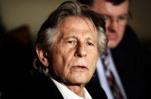 Kas laukia išžaginimu kaltinamo R. Polanskio grįžus į JAV?
