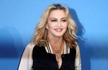 Madonna po D. Trumpo pergalės: moterys nekenčia moterų