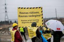 Dėl planų Vilniaus atliekas deginti Kaune – kreipimasis į V. Matijošaitį