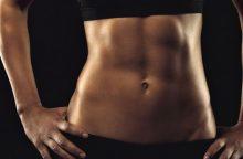 Ruošiame kūną vasarai: patarimai tobulam pilvukui