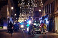 Ministerija: per ginkluotą išpuolį Strasbūre lietuviai nenukentėjo