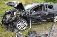 Mirtys keliuose nesibaigia: per savaitę – dar du žmonės