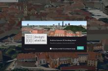Kviečia kurti trimatį Lietuvos žemėlapį