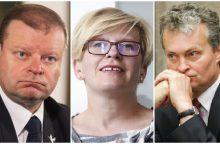 Kandidatai į prezidentus: ŽŪM gali ir turi būti Kaune
